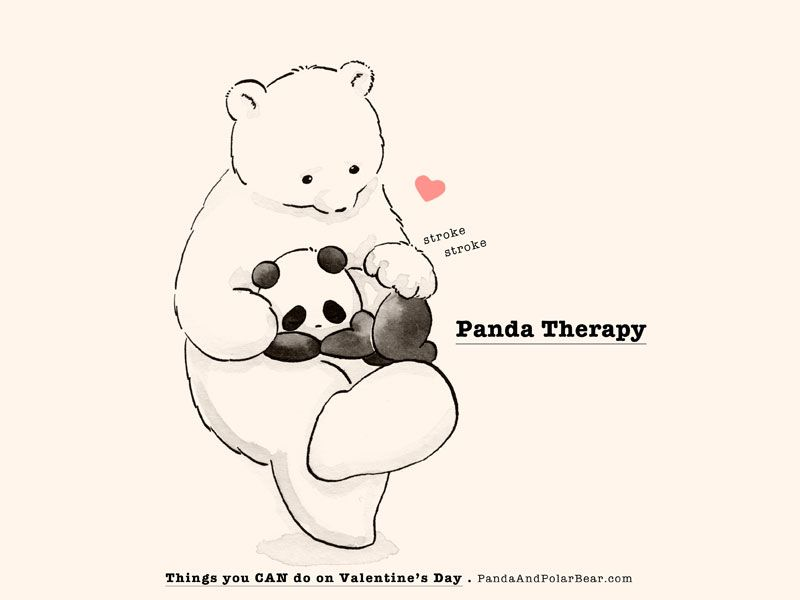 19 best images about Panda and Polar Bear on Pinterest