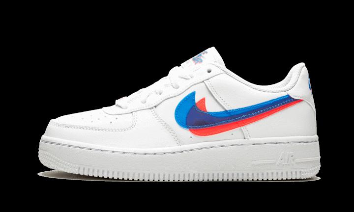 Air Force 1 3D Swoosh en 2020 Nike chaussures de sport