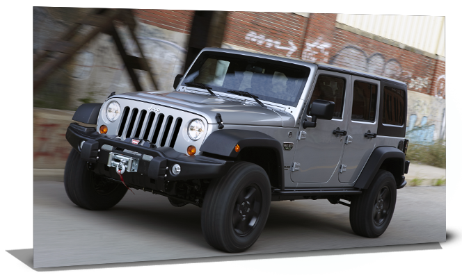 Jeep Wrangler Limited Edition Call Of Duty 2012 Jeep Wrangler