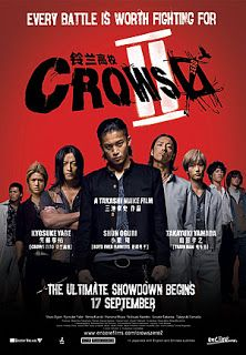 Crows Zero 2 Sub Indo : crows, Download, Jepang, Crows, Subtitle, Indonesia, Zero,