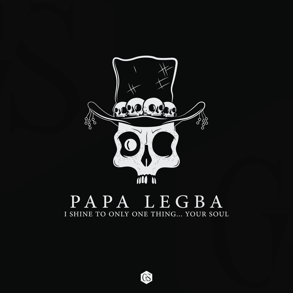 Papa Legba Papa Legba Voodoo Art New Orleans Voodoo