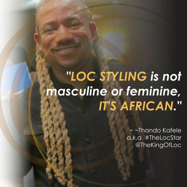 Loc'd Up and Free to EXPRESS My AFRIKANESS Creatively!  #MenWithLocs #WomenWithLocs  #RealRootzPride