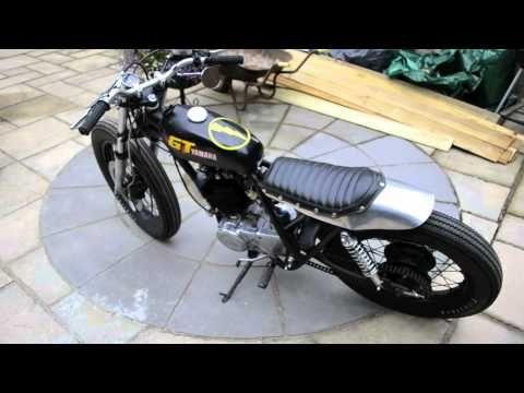 Yamaha SR500 - YouTube