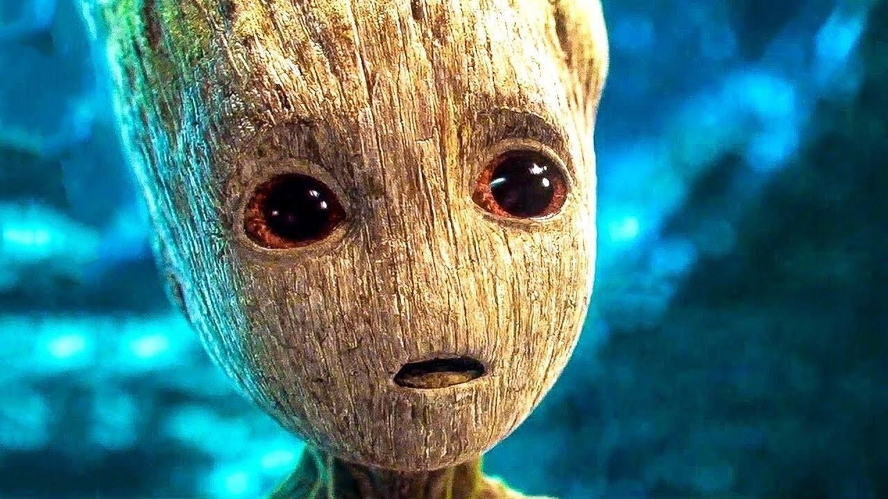 Pin by Arata on Cute <3 | Baby groot, Guardians of the