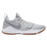 finest selection 2ce90 f34a5 Nike PG 1 - Men's - Paul George - Grey / White   Basketball ...