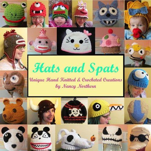 Sesame Street Elmo Character Crocheted Hat