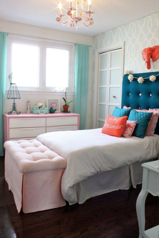 50 Girly But Unique Girl Bedroom Designs Ideas Preppy