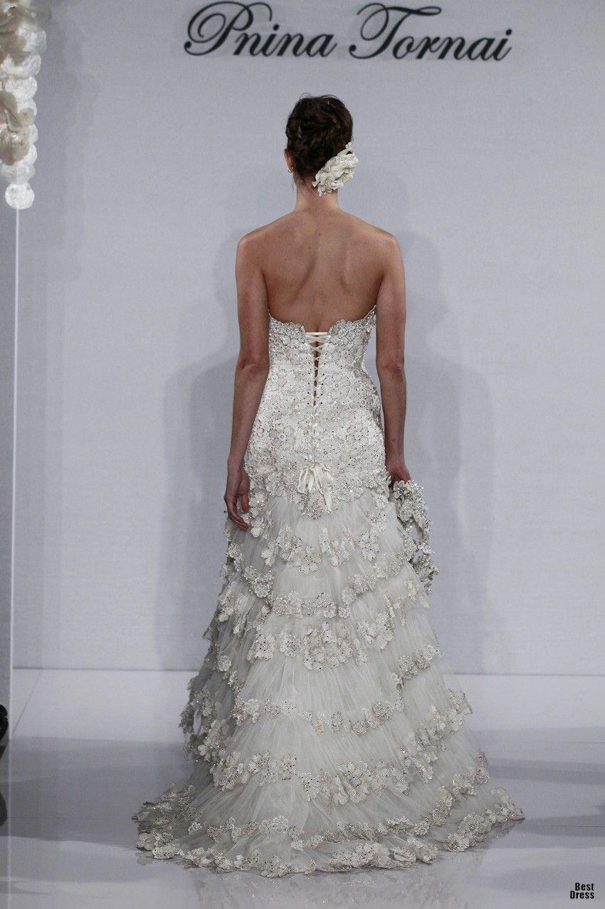 pnina tornai 2012 wedding dresses pinterest pnina