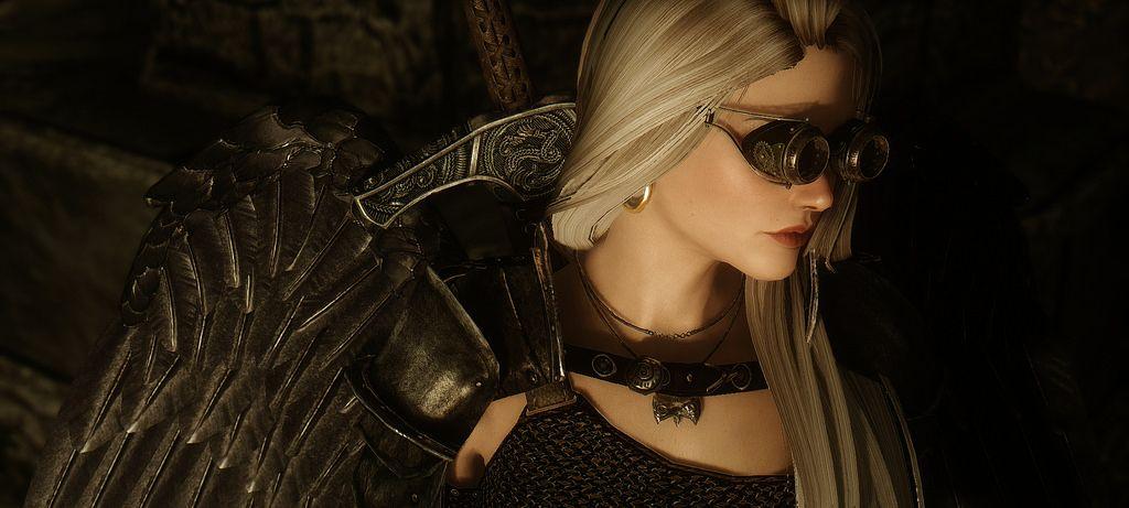 Vivace Follower at Skyrim Nexus - mods and community | Skyrim
