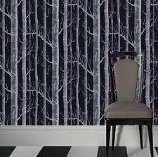 Woods Wallpaper Cole Son Birch Tree Wallpaper Tree Wallpaper