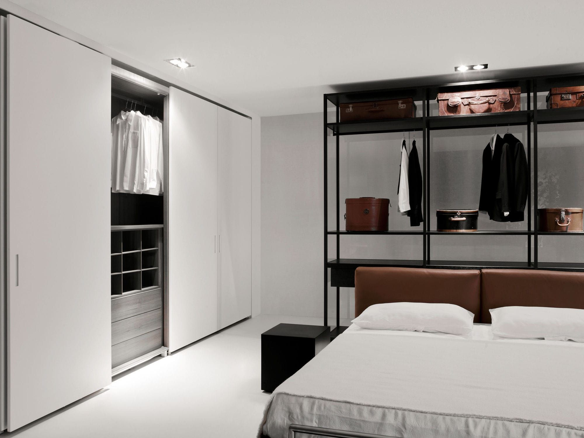 Closet Door For Walk In Wardrobes Sliding Oak Shift By