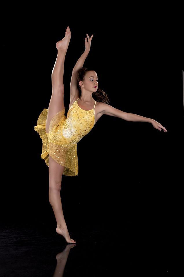 Cheap yellow dance dresses