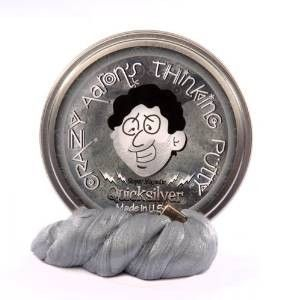 Crazy Aaron's Thinking Putty - Super Magnetic Quicksilver