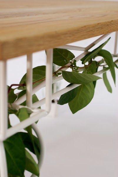 Ultimissime dall'orto: Plantable, il tavolo per irriducibili giardinieri - by Jamie Elliott for JAILmake