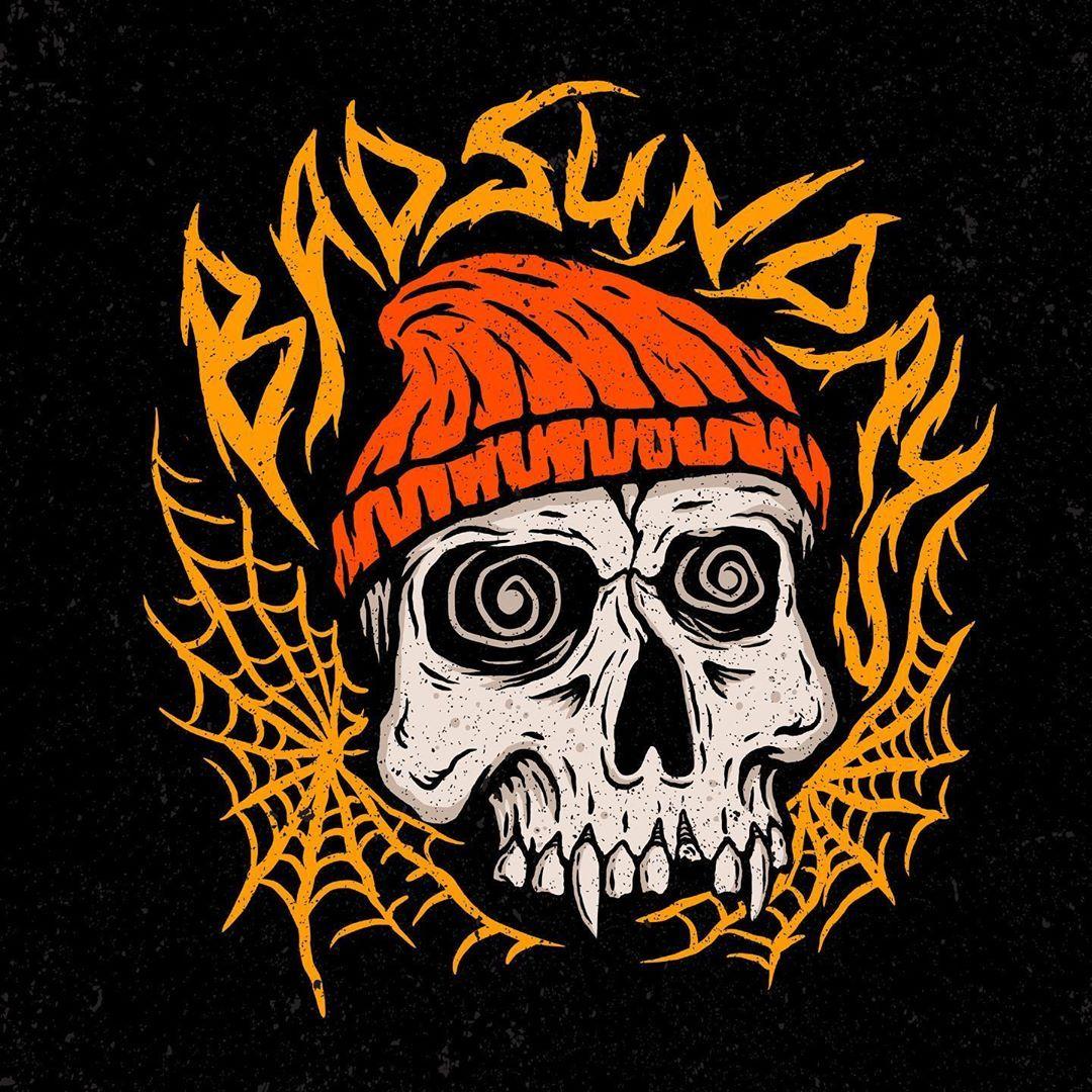 Design for sale, if you interested please DM me ✌ . . . #art #artwork #illustrator #design #graphicdesign #graphicdesigner #typography #handlettering #blackwork #logoskull #apparel #vintage #clothing #clothingline #skulldesign #skulltattoo #freelance #streetwear #vintagelogo #designer #badge #logodesign #logovintage #badgedesign #deathmetalart #skullart #blackmetal #inkdrawing #skull #outdoordesign