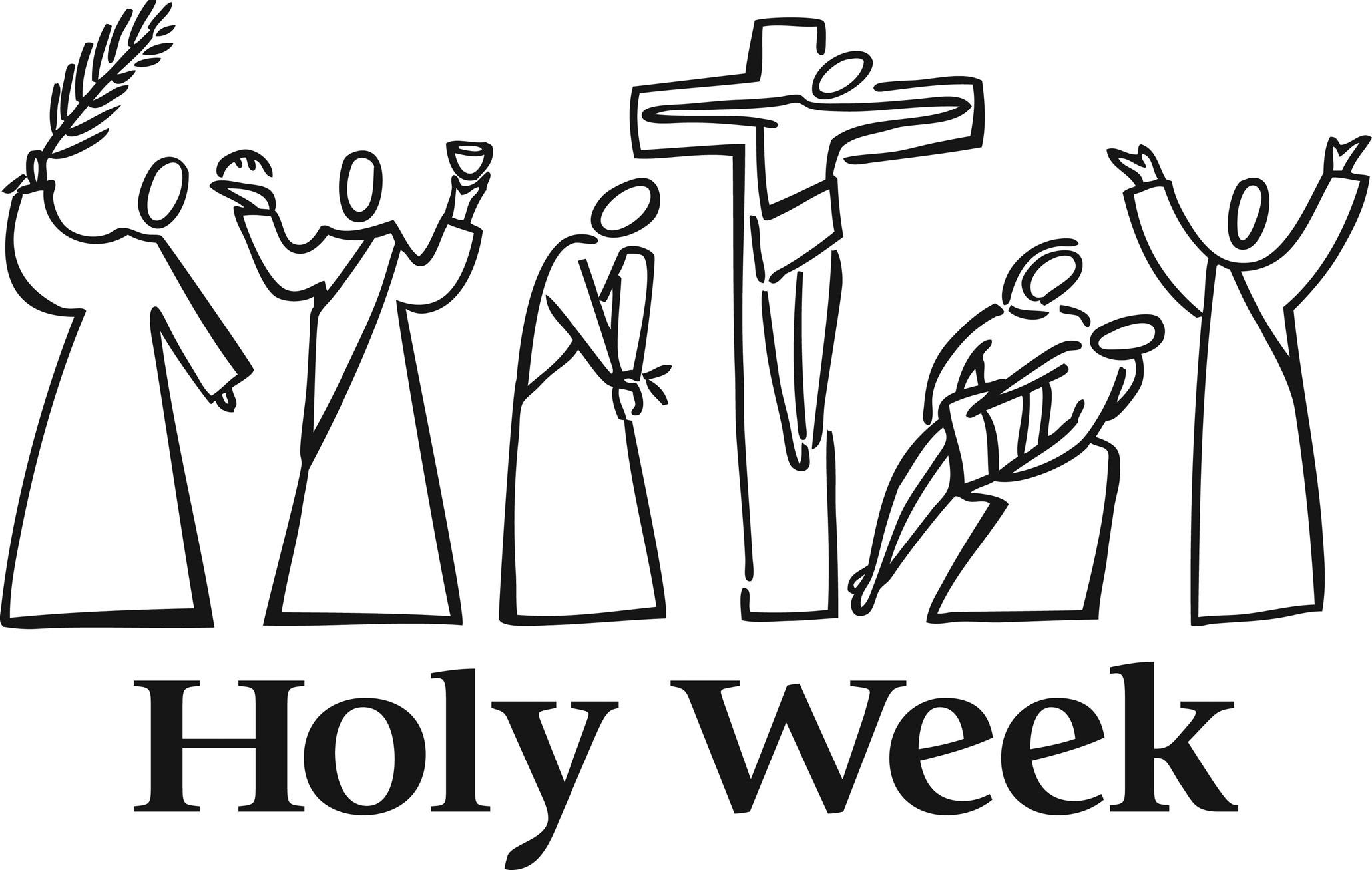 Maundy Thursday Clip Art Maundy Thursday Holy Week For Kids