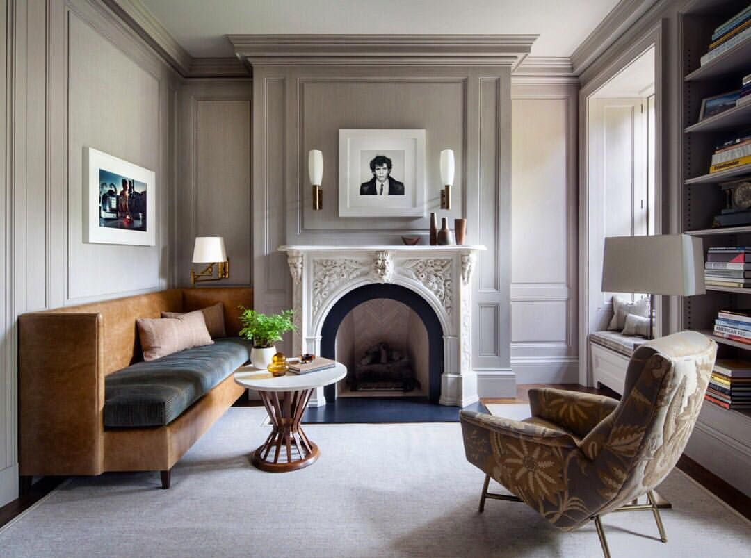 Shawn Henderson Creates Interiors That Feel Comfortably Sophisticated Rich And Relaxed