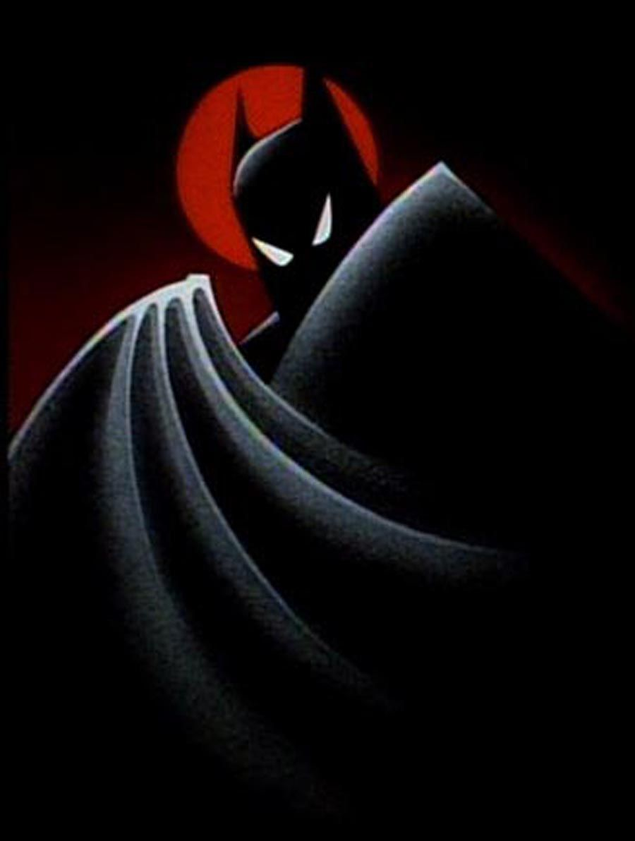 More Like A Justice League In 2019 Batman The Animated