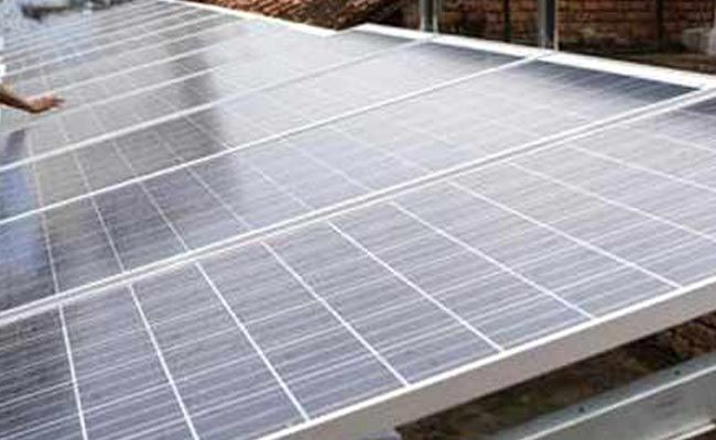 Madhya Pradesh To Host World S Largest Solar Power Station Solar Solar Power Station Madhya Pradesh