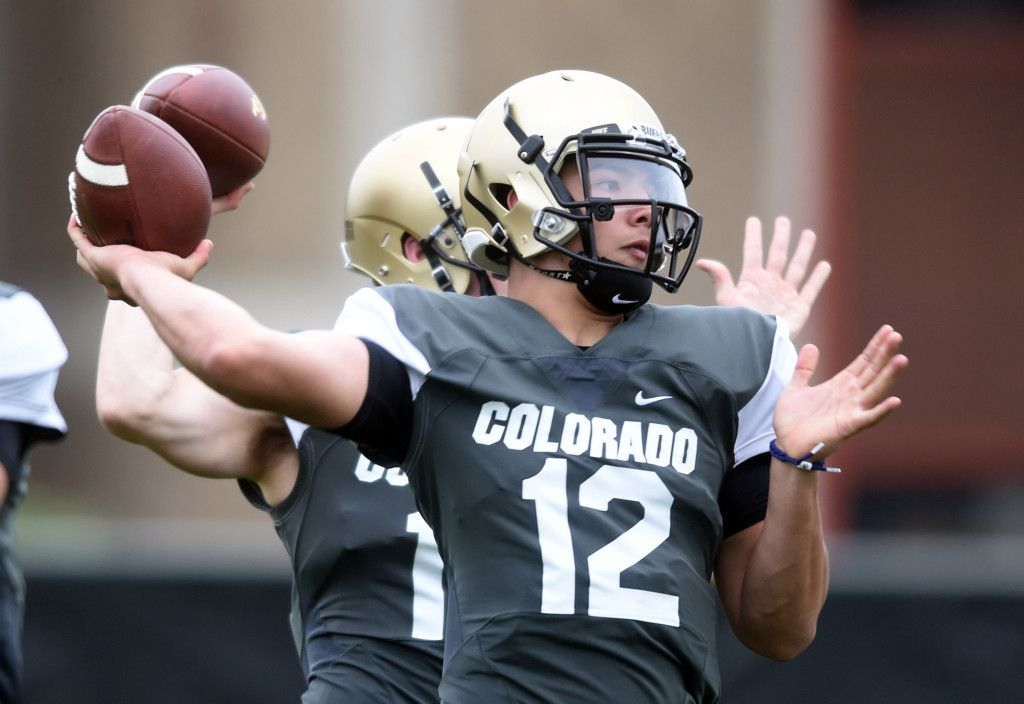 Quarterback Steven Montez A Leader Among Veterans For Colorado