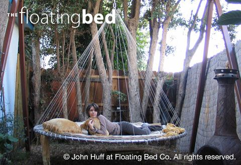outdoor hanging bed hammock bed for sale   the floating bed co outdoor hanging bed hammock bed for sale   the floating bed co      rh   pinterest