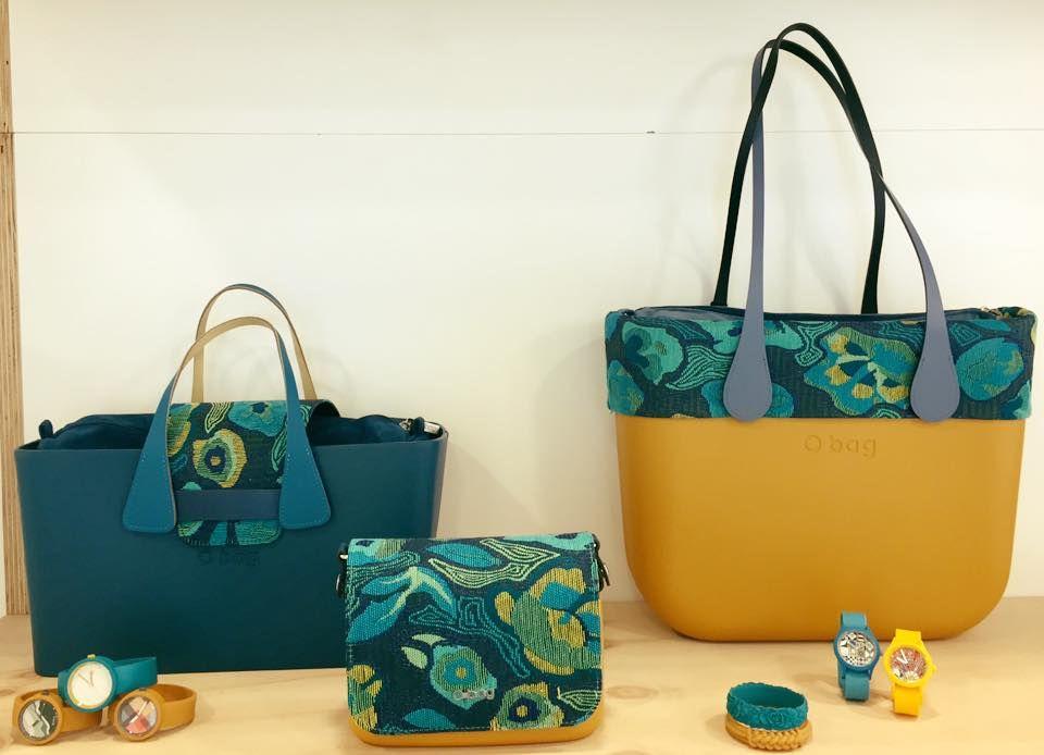 2f1a928acd Borse O Bag colore Ottanio e Narcisus - Lei Trendy | Clothes/Shoes ...