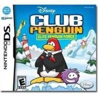 Disney's Club Penguin: Elite Penguin Force DS