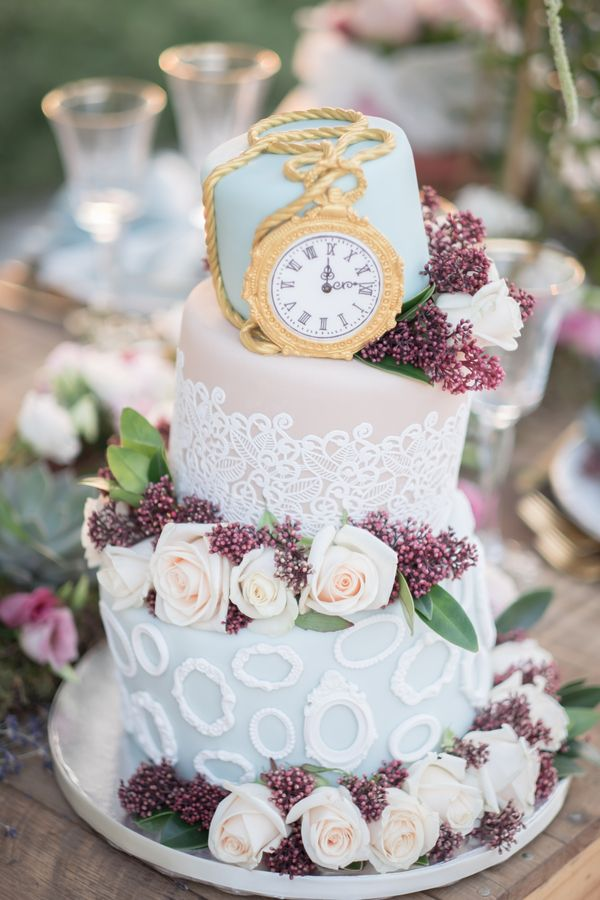 Whimsical Alice in Wonderland Wedding Theme