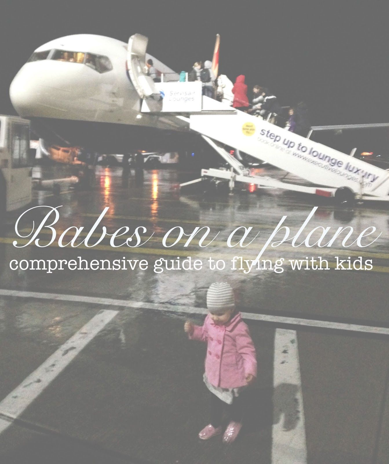 meg-made: Babes on a Plane...my guide to flying with kids!