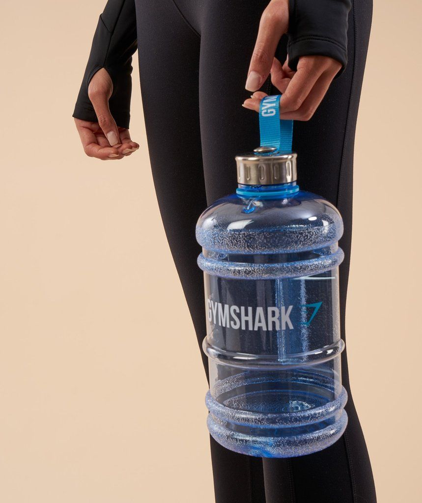 Gymshark Water Bottle 2 2 Litre Bottle Water Bottle Gallon Water Bottle