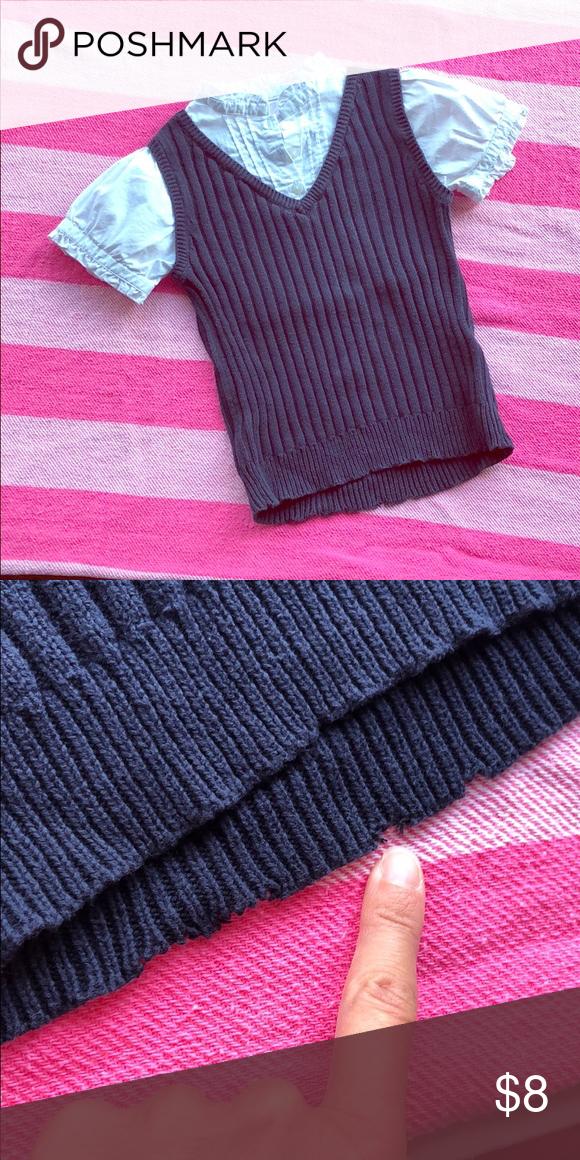 The Childrens Place Girls Uniform Cardigan Sweater