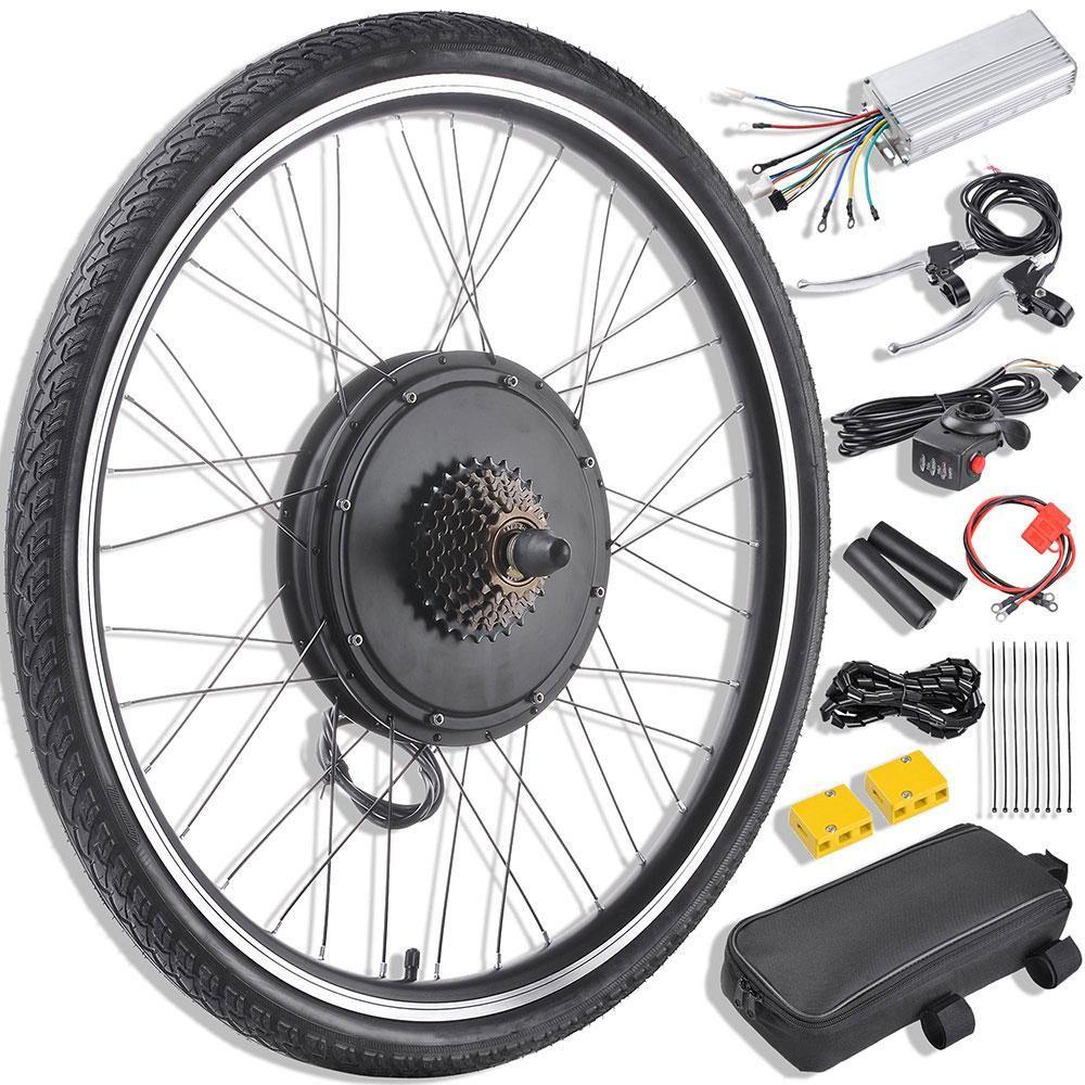 48V 1000W Electric Bicycle Bike Ebike motor Intelligent Motor Controller Speed