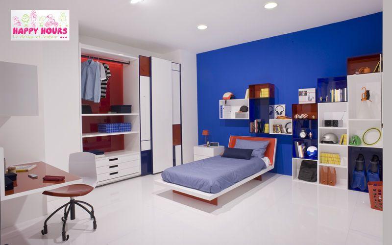 jolie deco design pour chambre ado - Couleur Chambre Jeune Homme