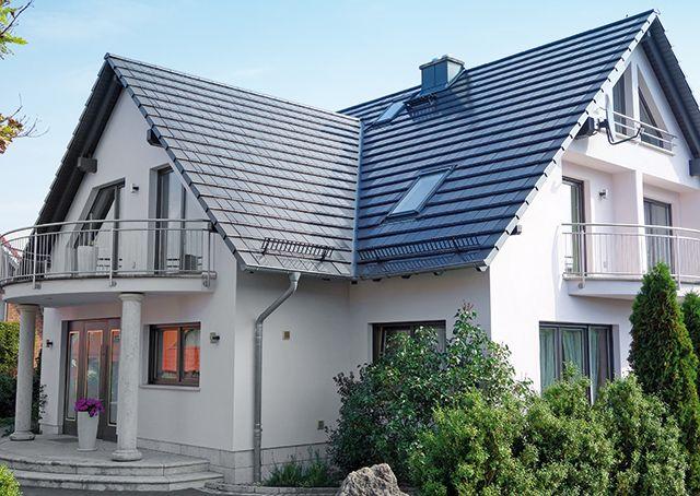 Ein Dach hat viele Funktionen Outdoor dekorationen