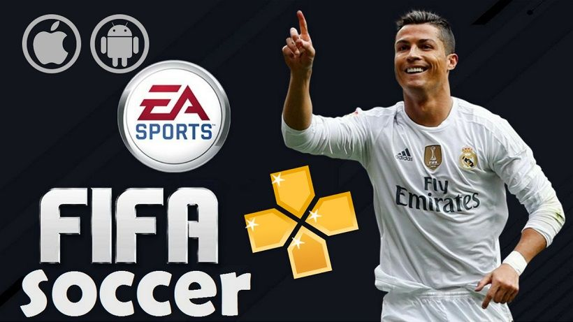 Download Fifa Soccer Ppsspp For Android And Iphone Game Sepak Bola