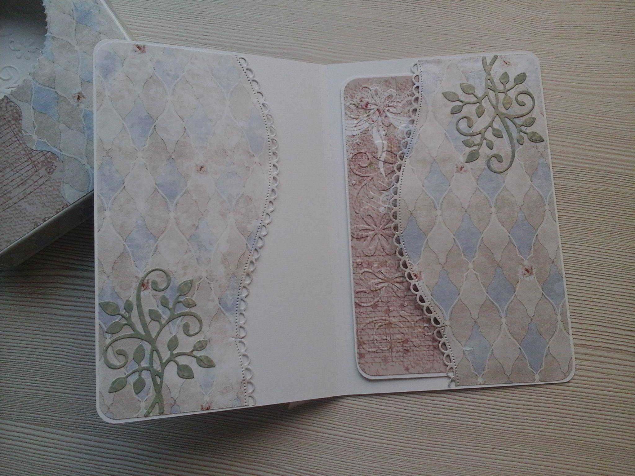 Для виталия, скрапбукинг открытки как оформить внутри