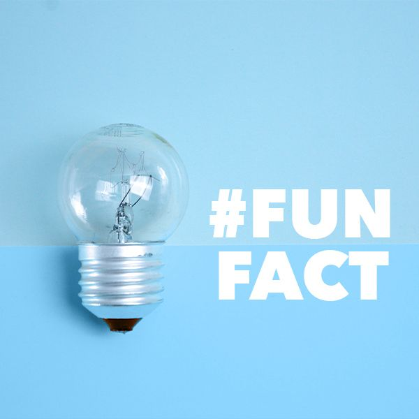 Fun Fact Your brain generates about 1225 watts of electricity that is enough to power a low wattage LED light bulb