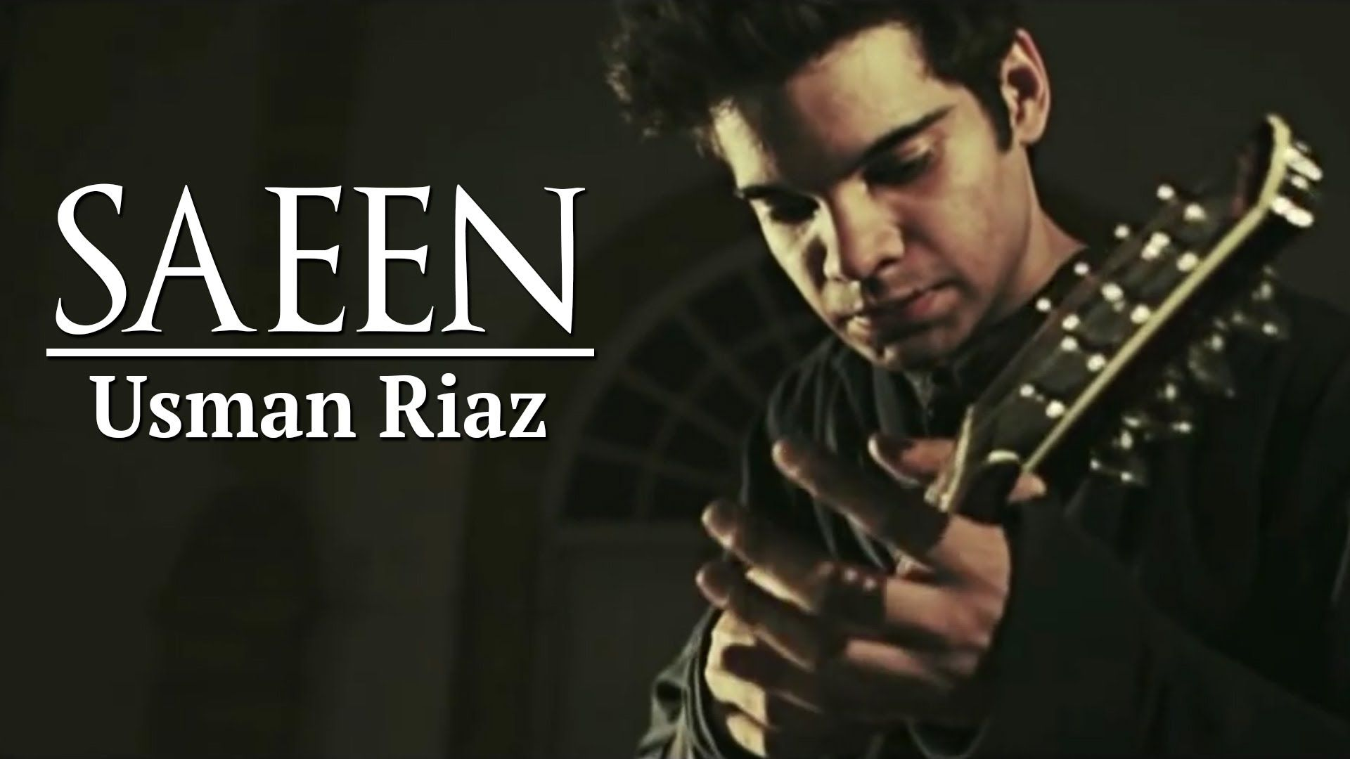 Usman Riaz - SAEEN | Music videos. Music. Video