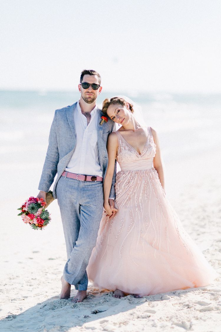 Destination Wedding Groom Attire 12
