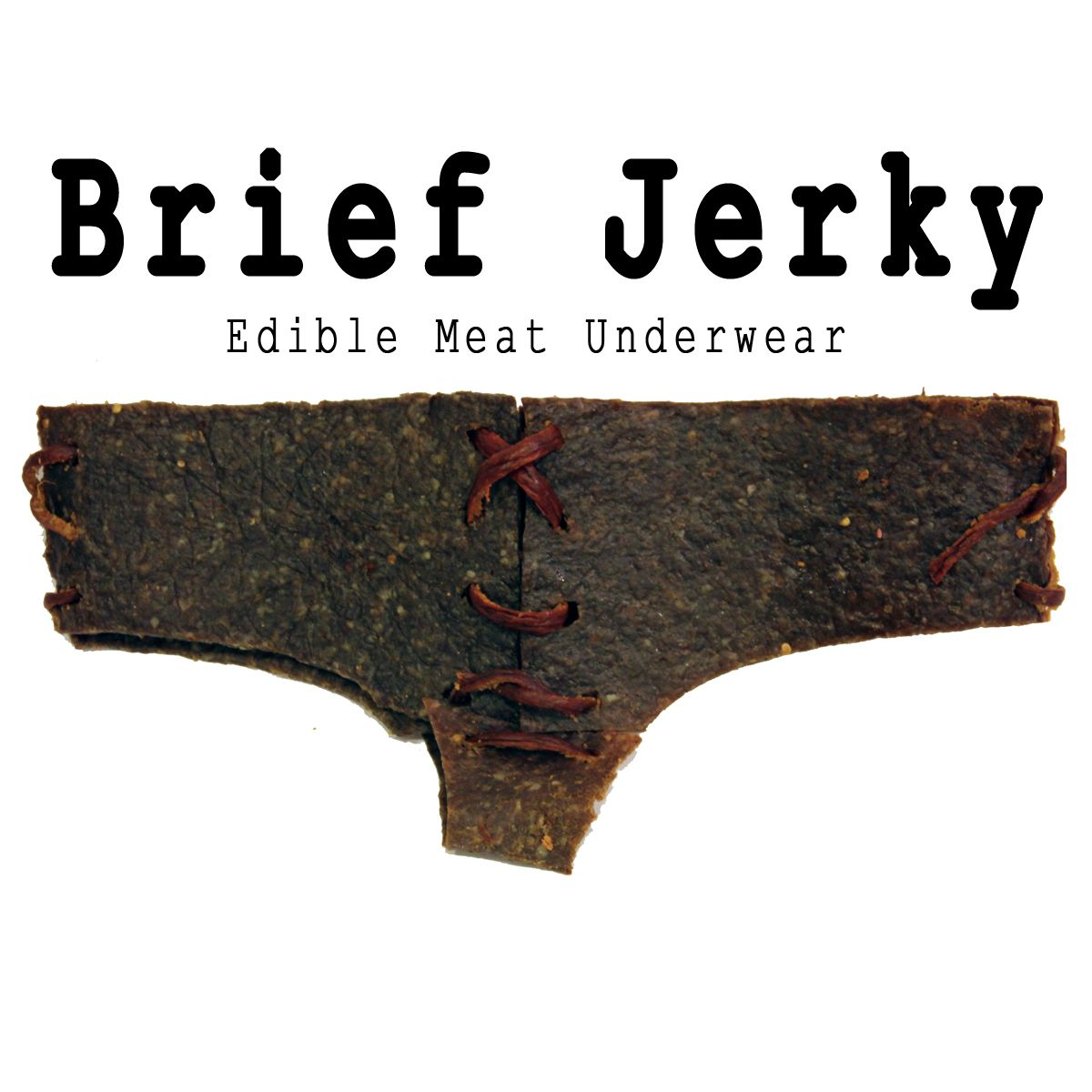what is edible underwear made out of