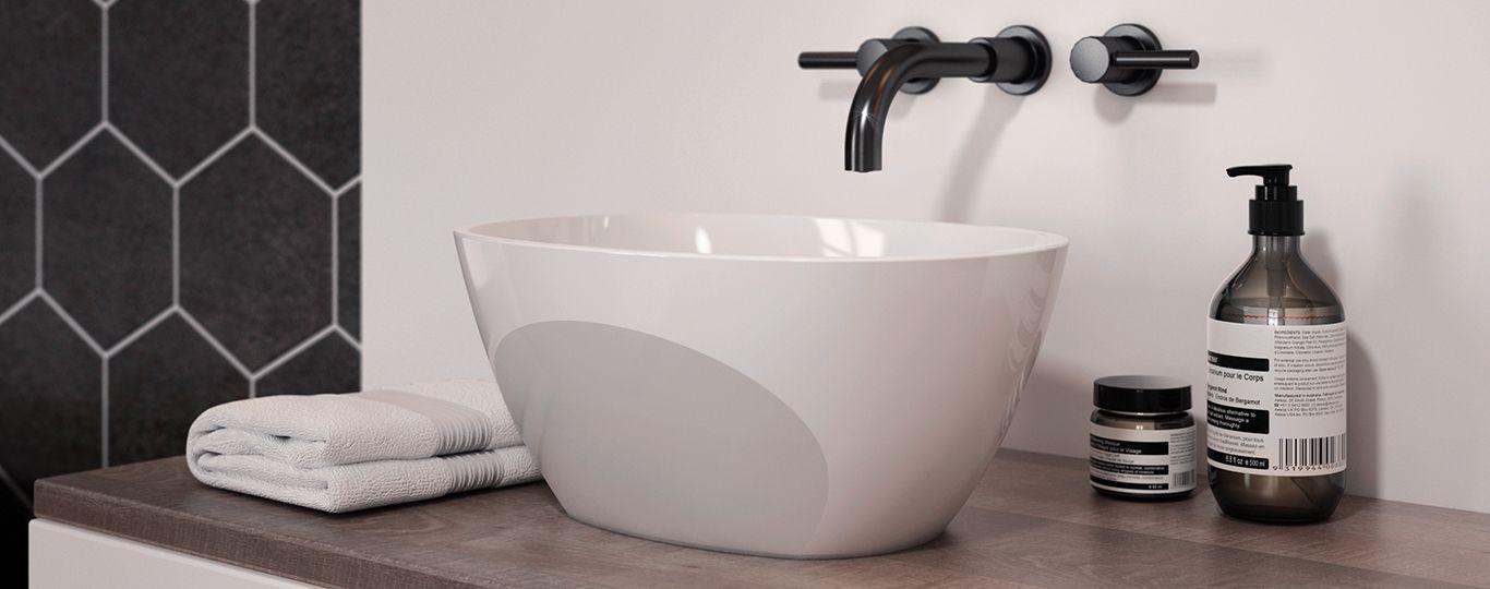 Contento™ Vessel Sink | Jacuzzi Sinks | Pinterest | Vessel sink ...