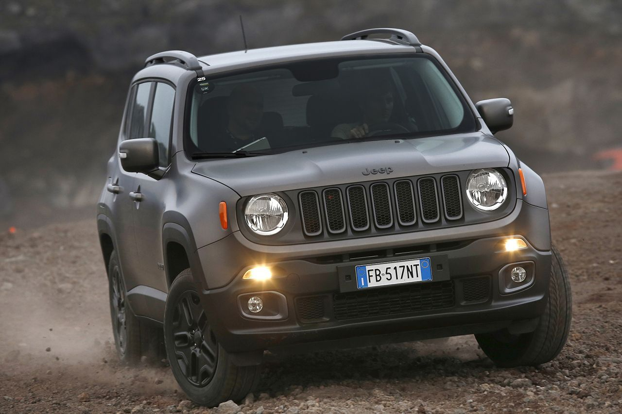 Jeep Renegade Arriva La Night Eagle In Edizione Limitata Jeep