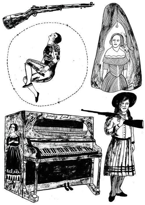 Sketchbook Alice Pattullo Illustration Sketch Book