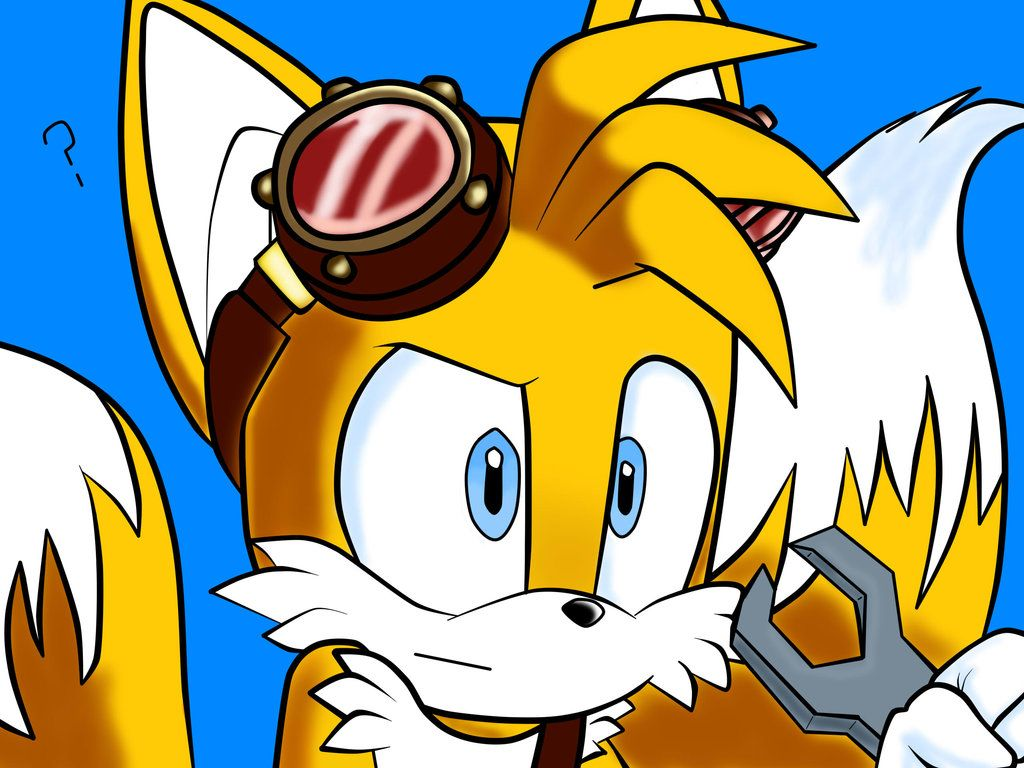 tails the fox sonic x - Google Search