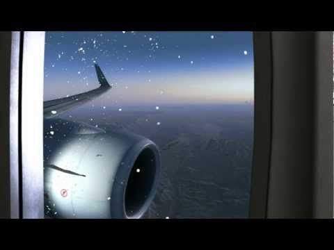 FSX - ULTRA REALISM - PMDG 737-800 - FS DreamTeam KLAS Landing - i7 2600K @ 5.0ghz