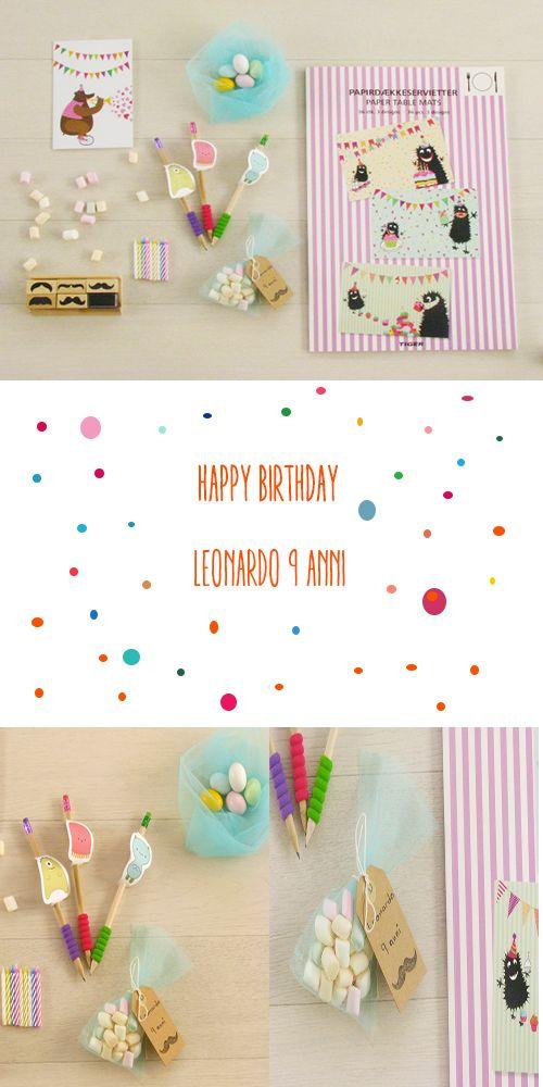 Pom ♥  Pom  Chic  : New post on my blog Happy Birthday Leo