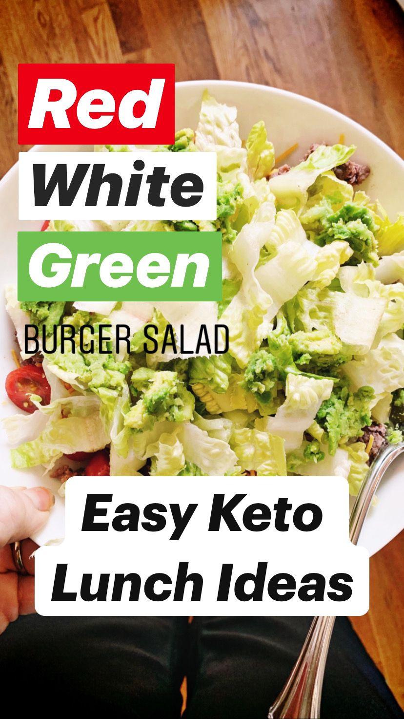 Easy Keto Lunch Ideas