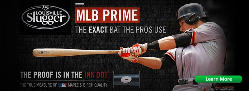 Mlb Prime Series The Proof Is In The Ink Dot Louisville Slugger Louisville Slugger Bat Slugger