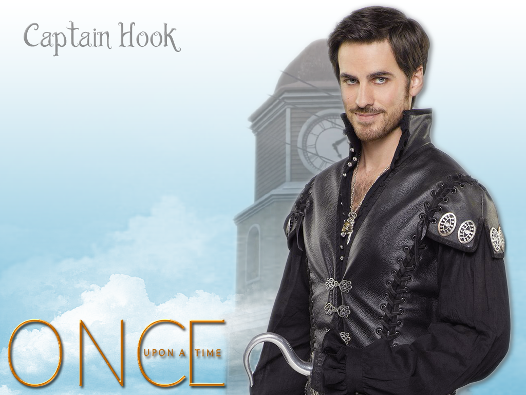 What The Title Says Captain Hook Once Upon A Time Captain