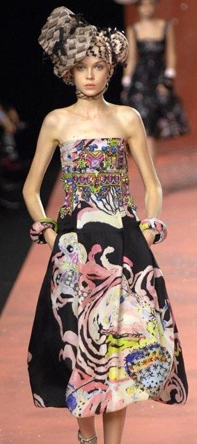 Christian Lacroix Spring / Summer 2008